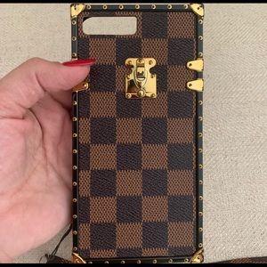 iPhone 6s+ damier iPhone case